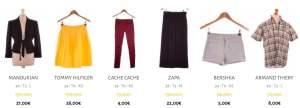 once again acheter et vendre vêtements d'occasion, la mode écologique et éthique !