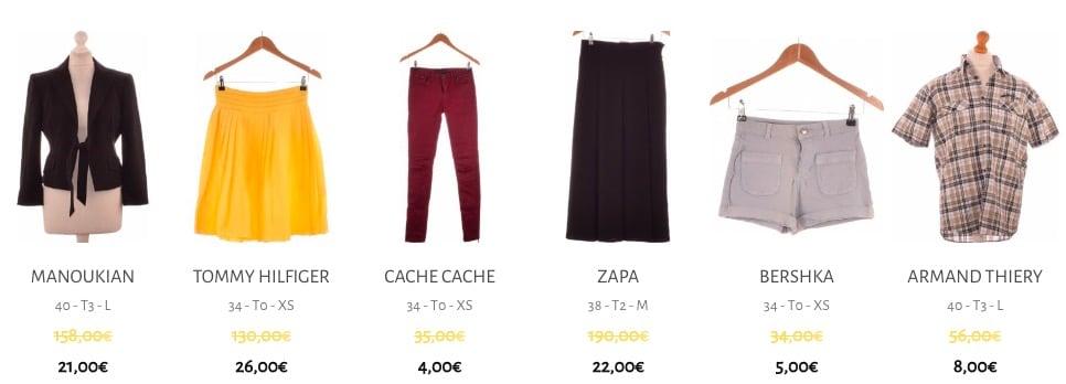 14b8e76e898 Annuaire des marques de mode éthique   des vêtements