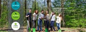 Planter un arbre, le cadeau écologique par excellence ! A vous d'essayer !