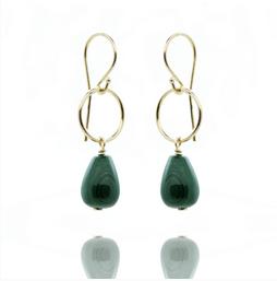 boucles d'oreilles bijoux écologiques bijouterie éthique made in france aglaia and co 3