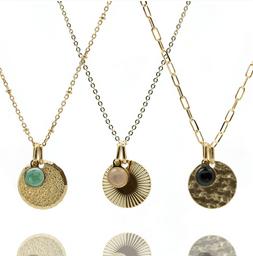 colliers bijoux écologiques bijouterie éthique made in france aglaia and co