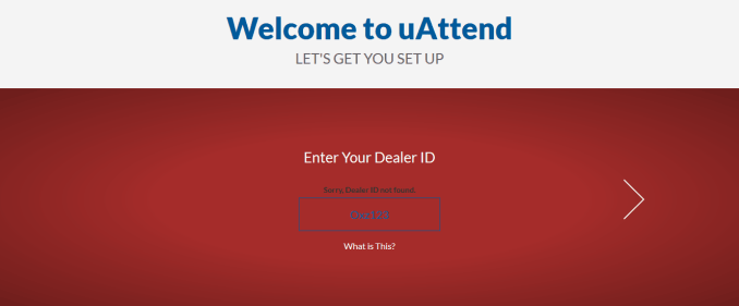 uattend login for employees