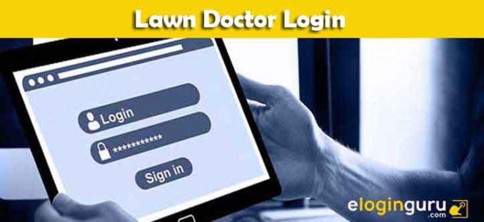 Lawn Doctor Login