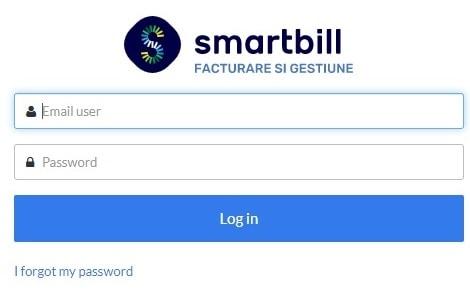 Smart Bill Forgot Password