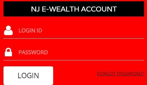 NJ E-Wealth Account Login