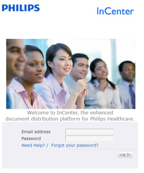 Philips HealthCare Login