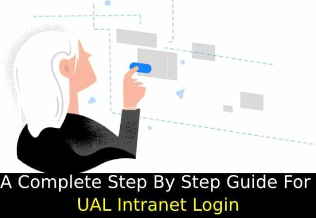UAL Intranet Login