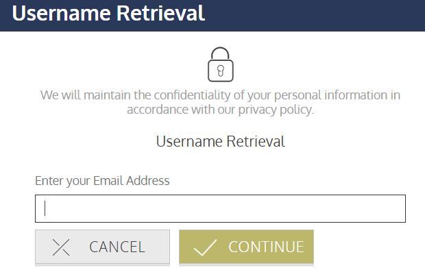 recover Medcom Username