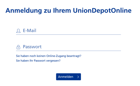Union Investment login