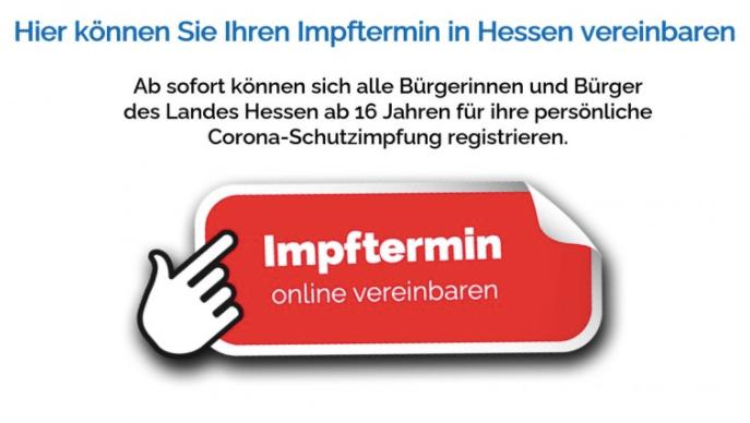 Hessen Impftermin