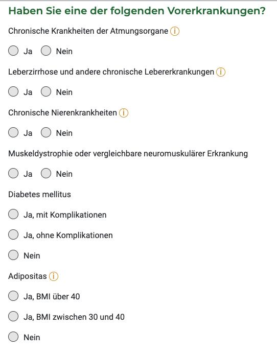 Rheinland-Pfalz Impfung