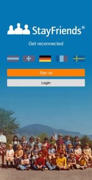 StayFriends App