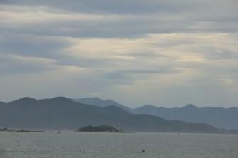 The bay in Nha Trang