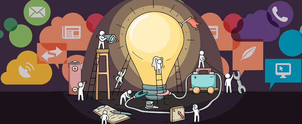 Innovación acompañada de diseño y comunicación