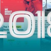 7 (o 70) posibles tendencias para 2018 en diseño y tecnología