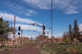 Perpectiva ferrocarrilera