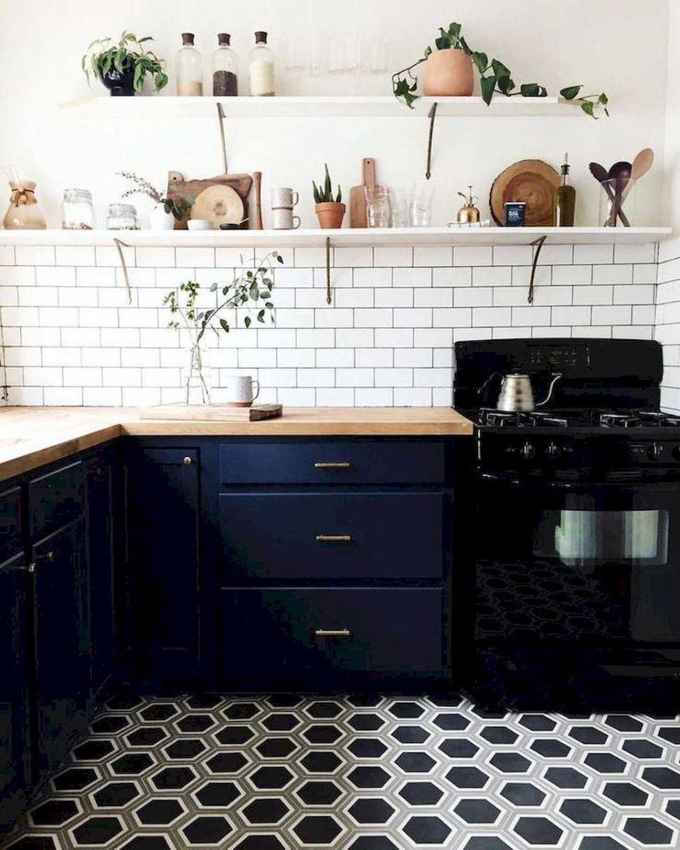 Top Kitchen Inspiration From Kitchen Trend 2018 (36)