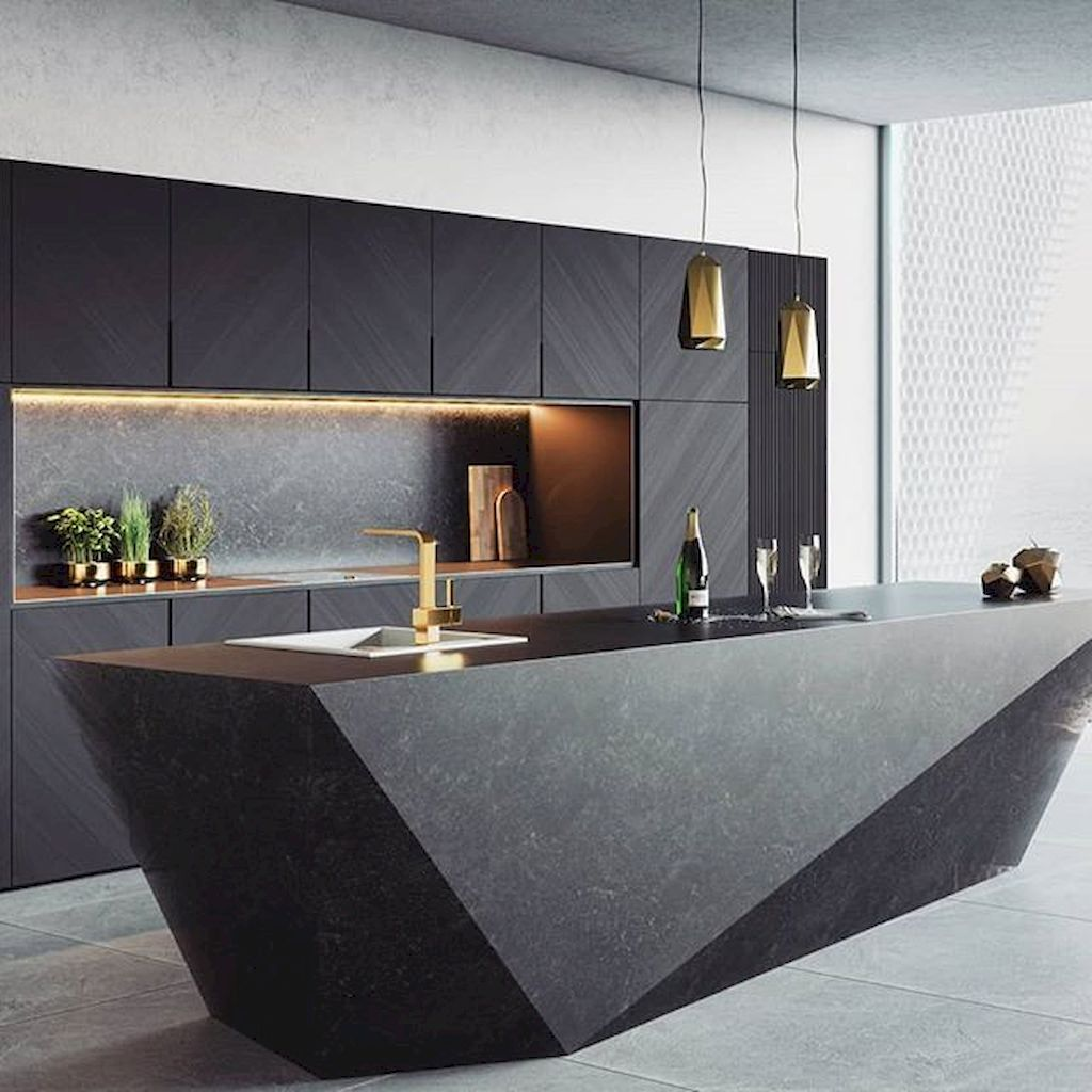 Top Kitchen Inspiration From Kitchen Trend 2018 (49)