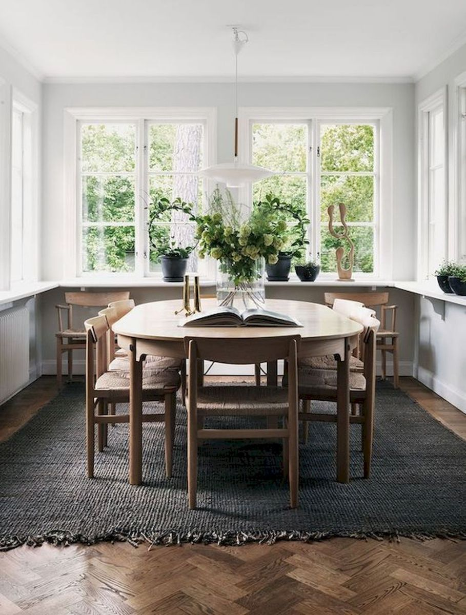 50+ Wall Décor Ideas for 2018 Dining Room Trend (12)