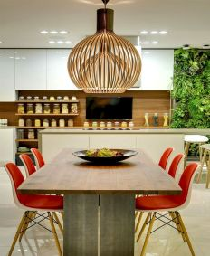50+ Wall Décor Ideas for 2018 Dining Room Trend (27)