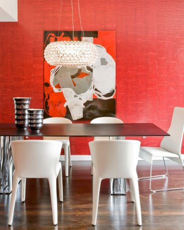 50+ Wall Décor Ideas for 2018 Dining Room Trend (34)