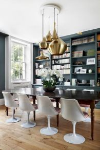 50+ Wall Décor Ideas for 2018 Dining Room Trend (55)