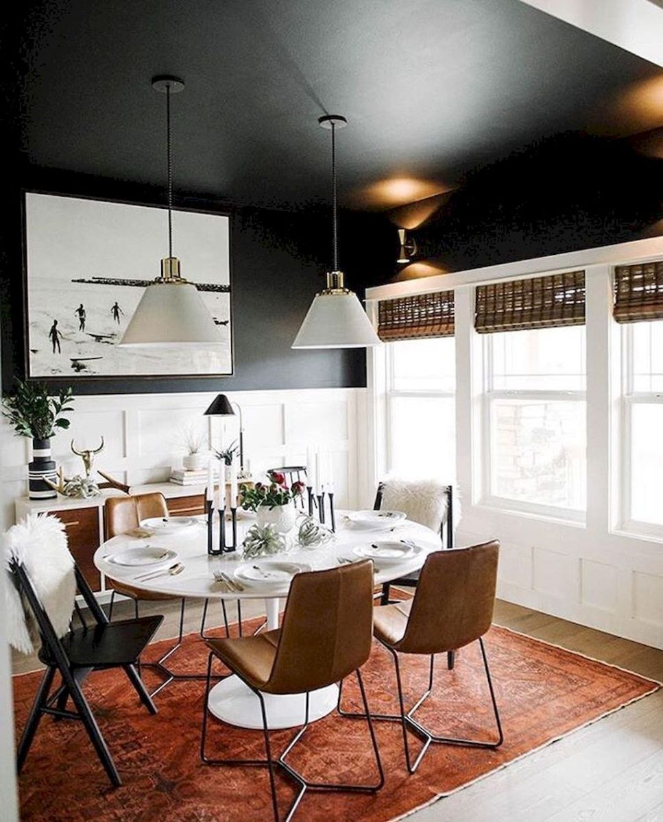 50+ Wall Décor Ideas for 2018 Dining Room Trend (59)