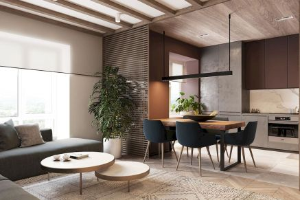 50+ Wall Décor Ideas for 2018 Dining Room Trend (62)