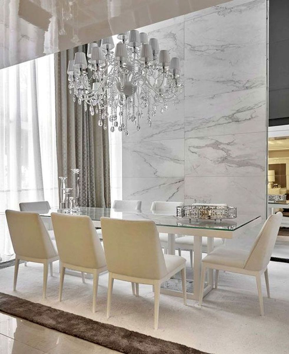 50+ Wall Décor Ideas for 2018 Dining Room Trend (63)