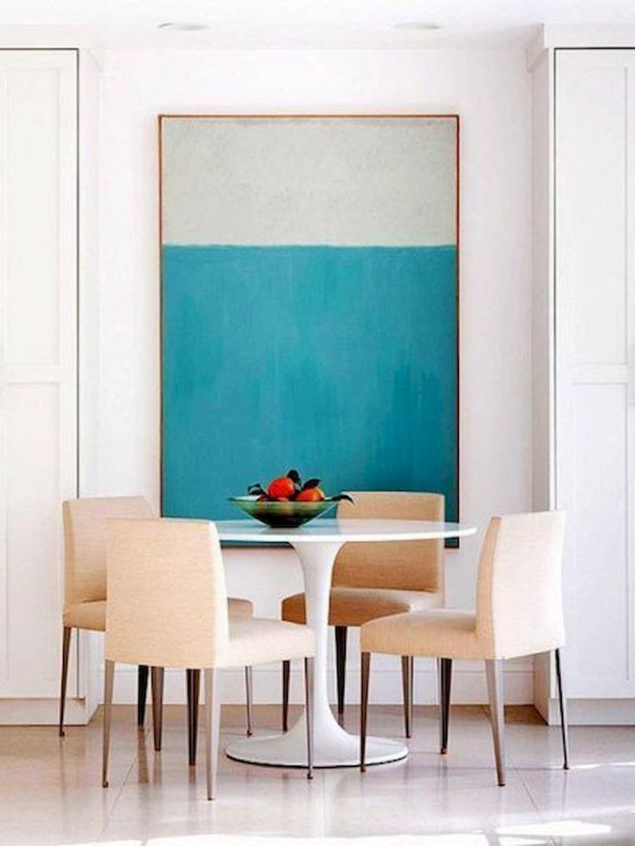 50+ Wall Décor Ideas for 2018 Dining Room Trend (66)