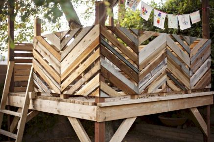 DIY Treehouse For 2018 Summer Times (11)