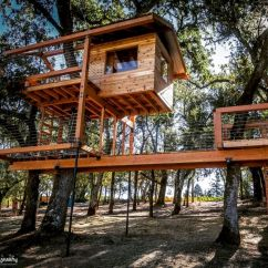 DIY Treehouse For 2018 Summer Times (19)