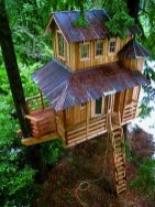 DIY Treehouse For 2018 Summer Times (31)