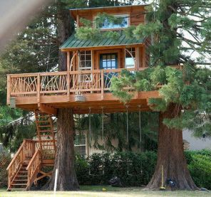 DIY Treehouse For 2018 Summer Times (37)