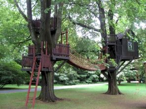 DIY Treehouse For 2018 Summer Times (38)