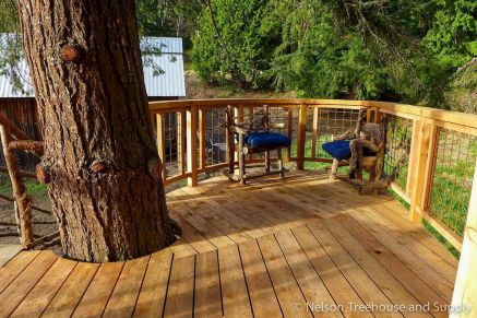 DIY Treehouse For 2018 Summer Times (47)