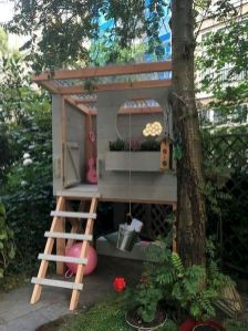 DIY Treehouse For 2018 Summer Times (50)