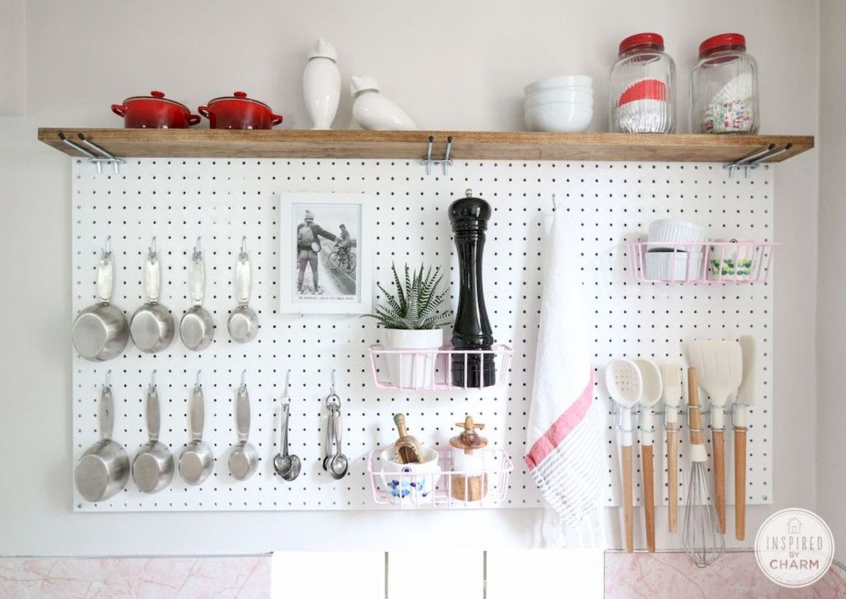 Storage Ideas for Small Kitchens That Look Compact and Efficient (30)