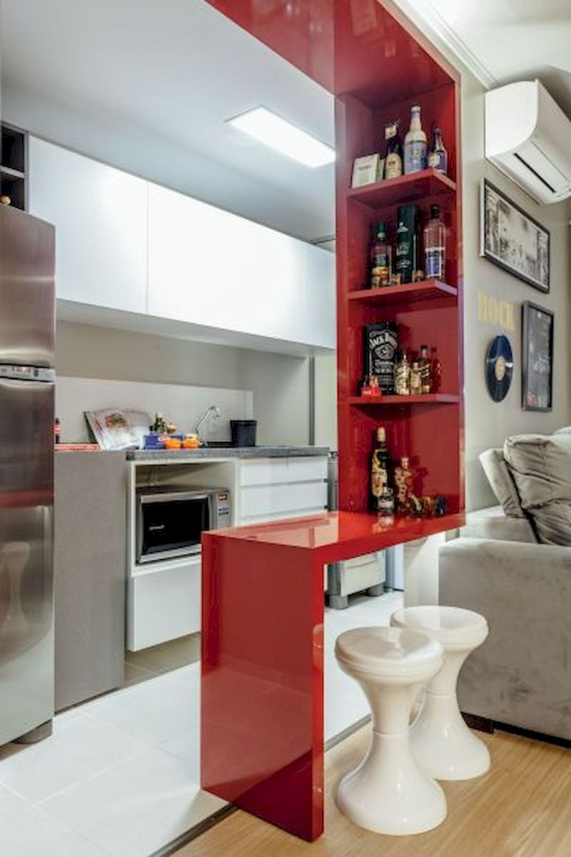 Storage Ideas for Small Kitchens That Look Compact and Efficient (34)