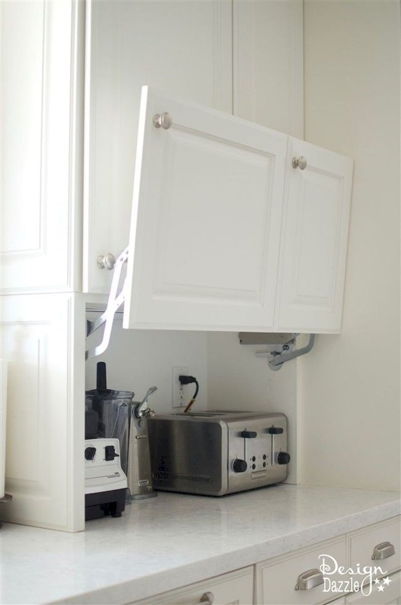Storage Ideas for Small Kitchens That Look Compact and Efficient (45)