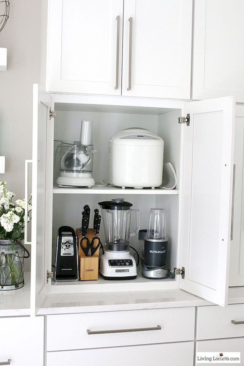 Storage Ideas for Small Kitchens That Look Compact and Efficient (7)