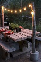 Summer Backyard Ideas that Will Enliven Your Family Time (28)