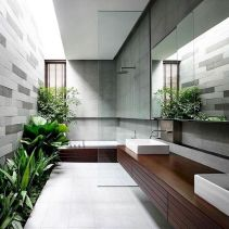 Trending Ideas of Bathroom Design For 2018 (39)