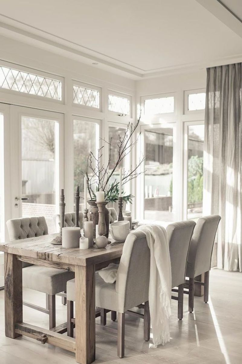 Cottage Dining Room Part 10