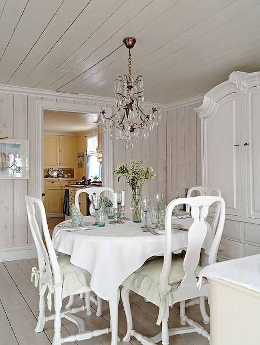 Cottage Dining Room Part 32
