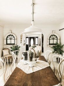 Cottage Dining Room Part 39