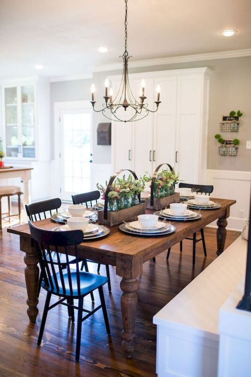 Cottage Dining Room Part 45