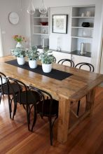 Farmhouse Dining Table Inspirations Part 10