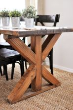 Farmhouse Dining Table Inspirations Part 45