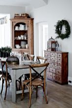 Farmhouse Dining Table Inspirations Part 46